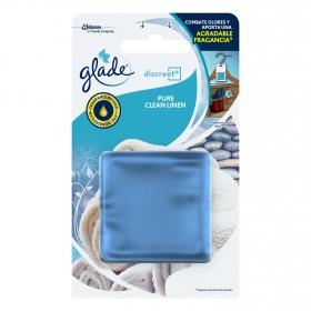 Ambientador Discreet Frescor Ropa recambio Glade by brise 1 ud.