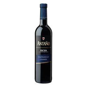 Vino D.O. Rioja tinto crianza Antaño 75 cl.