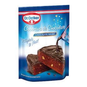 Cobertura de chocolate Dr. Oetker 100 g.