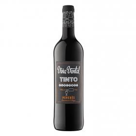 Vino D.O. Penedés tinto Viña Vental 75 cl.