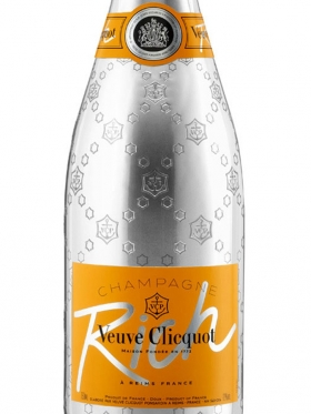 Veuve Clicquot Rich Champán