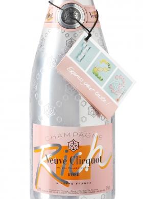 Veuve Clicquot Rich Rosé Champán rosado