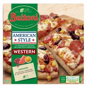 Pizza American Style Western