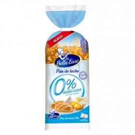 Pan de leche 0%
