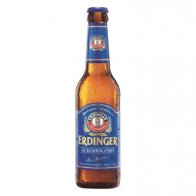 Cerveza Erdinger sin alcohol botella 33 cl.