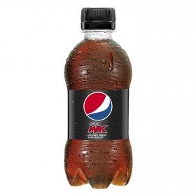 Refresco de cola Pepsi Max zero botella