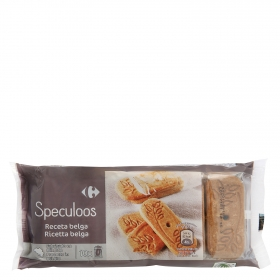 Galletas Speculoos receta Belga