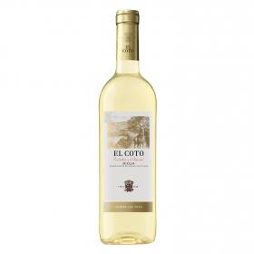 Vino D.O. Rioja Blanco semi-dulce El Coto 75 cl.