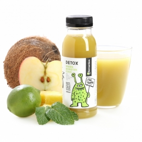 Zumo Detox Green Monster coco