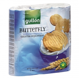 Galletas Butterfly