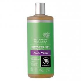 Gel de baño con aloe vera ecológico Urtekram 500 ml.