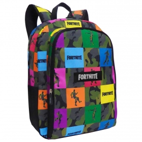 Mochila con Trolley Adaptable Fortnite