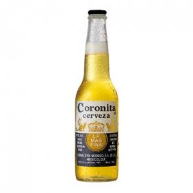 Cerveza Coronita botella 35,5 cl.