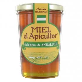 Miel de la tierra de Andalucía El Apicultor 500 g.