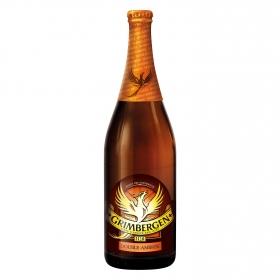 Cerveza Grimbergen Double-Ambrée botella 75 cl.