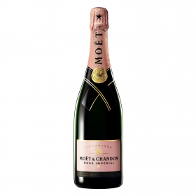 Champagne brut rose