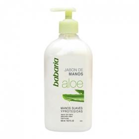 Jabón liquido Aloe Vera