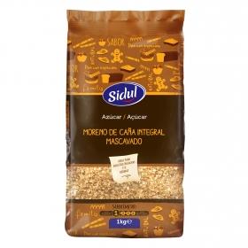 Azúcar moreno de caña integral Sidul 1 kg.