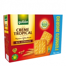 Galletas creme tropical gullon