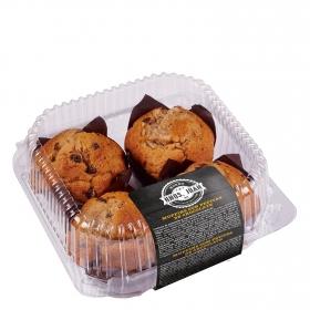 Muffins con pepitas de chocolate Hermanos Juan 300 g.