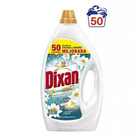 Detergente líquido Aromaterapia Dixan 50 lavados.