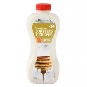 Preparado para tortitas y crepes Carrefour 200 g.