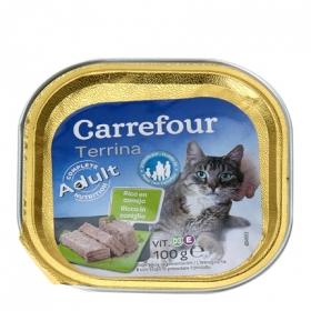 Delicias para gatos de conejo