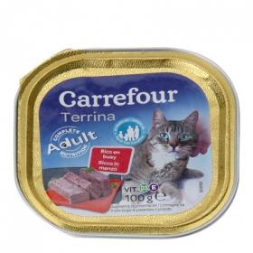 Delicias para gatos de buey