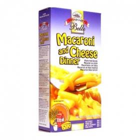 Preparado macarrón con queso Mississippi Belle 206 g.