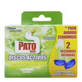 Discos Recambio Lima