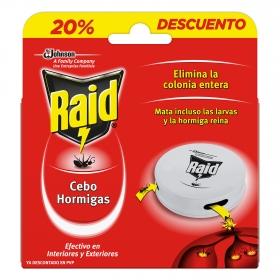 Cebo para hormigas Raid 1 ud.