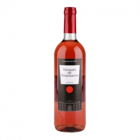 Vino rosado Marqués Dospala 75 cl.