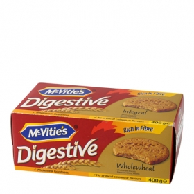 Galletas digestive integral