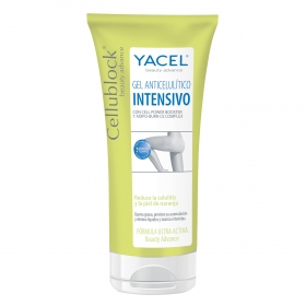 Gel anticelulítico intensivo Cellublock Yacel 200 ml.