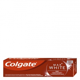 Dentífrico Max White One Tubo Colgate 75 ml.