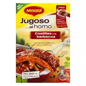 Sazonador para costillas Maggi barbacoa 30 g.