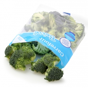 Brocoli microondas Carrefour envase 230 g