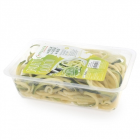 Espaguetis calabacín