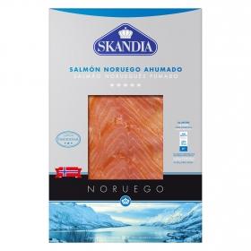 Salmón noruego ahumado Skandia 80 g.