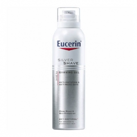 Gel de afeitar para pieles sensibles con efecto antibacteriano
