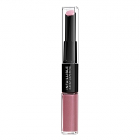 Barra de labios infalible 24h nº 125 Born to blush L'Oréal 1 ud.