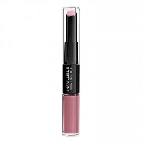 Barra de labios infalible 24h nº 125 Born to blush L'Oréal 1 ud.