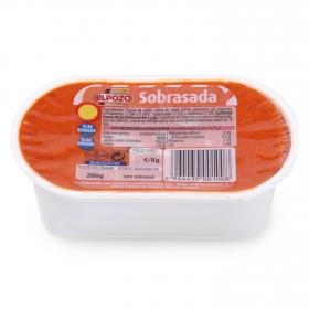 Sobrasada El Pozo tarrina 200 g