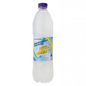 Bebida Isotónica Carrefour sin gas sabor limón botella 1,5 l.
