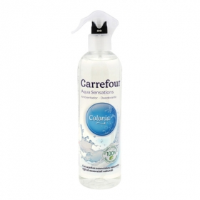 Ambientador Aqua Sensations Colonia Carrefour 500 ml.