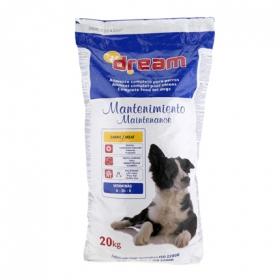 Alimento Seco para Perros Dream Mantenimiento 20Kg