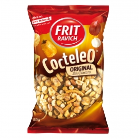 Cocktail de frutos secos sin cáscara Frit Ravich 200 g.
