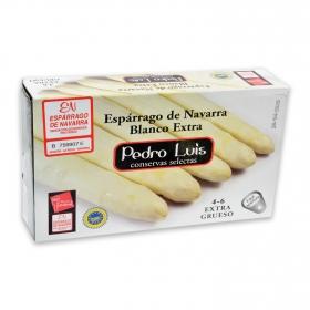 Espárrago blanco 4/6 extra grueso Pedro Luis 250 g.