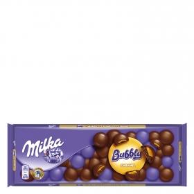 Chocolate con caramelo Luffee