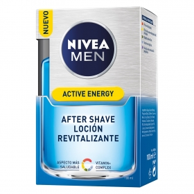 Active Energy Loción After Shave Revitalizante